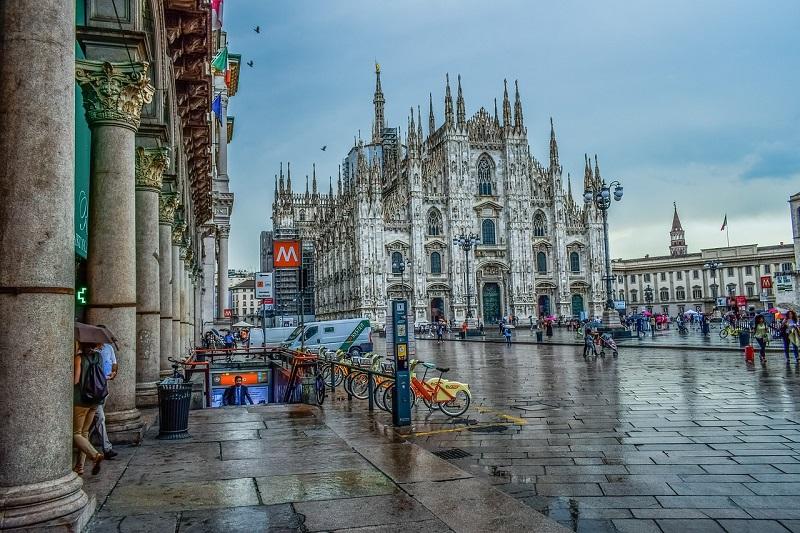 Milano, Italien