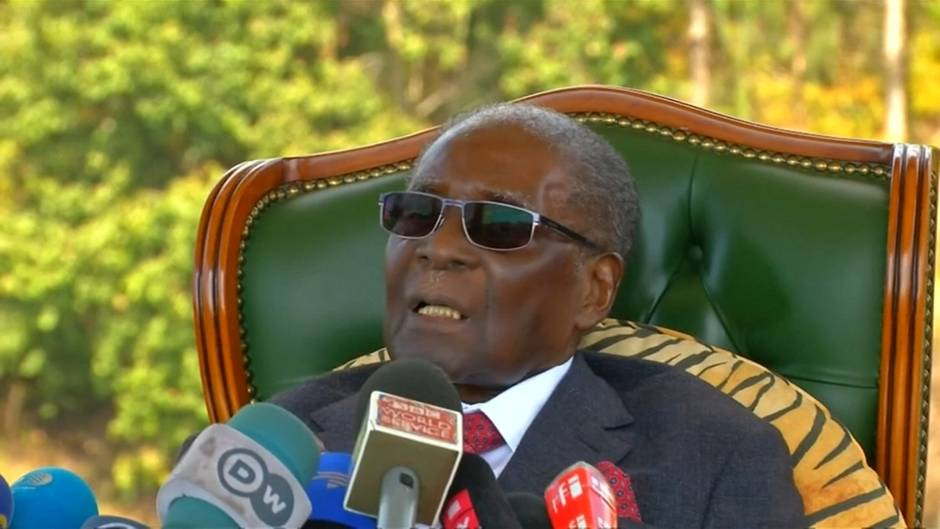 Simbabwe: Ex-Diktator Robert Mugabe stirbt mit 95 Jahren