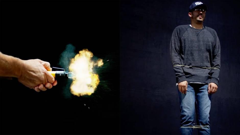 Bola Wrap: US-Polizei testet neue Lasso-Waffe – zu viele Taser-Tote