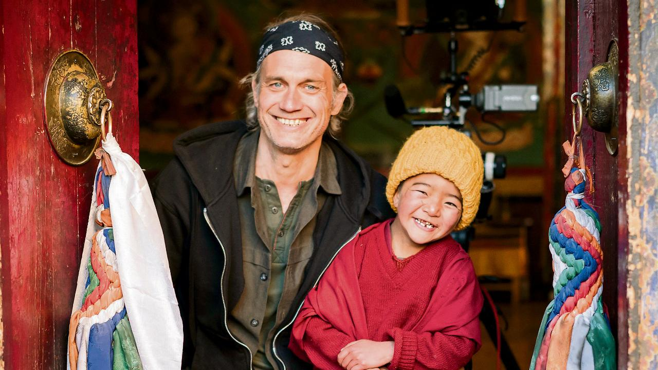 Ralf Bauer – Comeback im Kino: Aus Indien zurück an die Nordsee