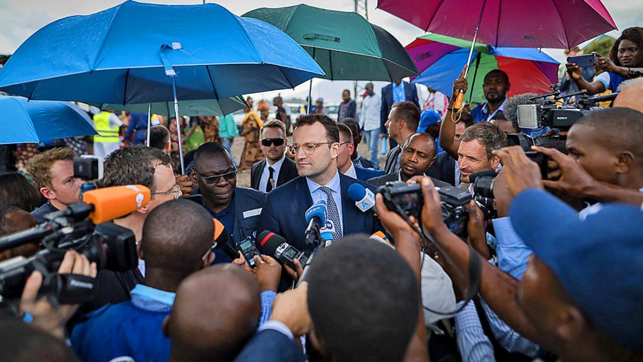 CDU: Warum durfte Spahn nicht vor der Bundeswehr in Mali sprechen?