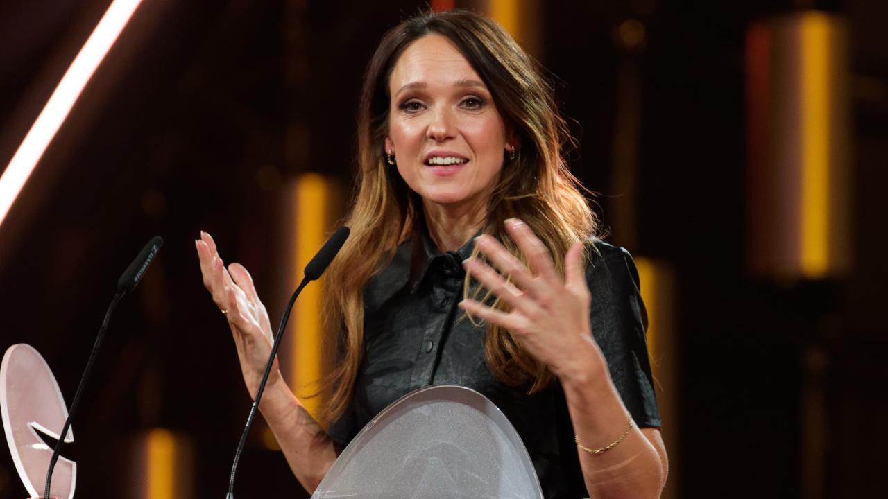 Carolin Kebekus appellierte an die Frauen: Die Welt braucht mehr Gag-Autorinnen!