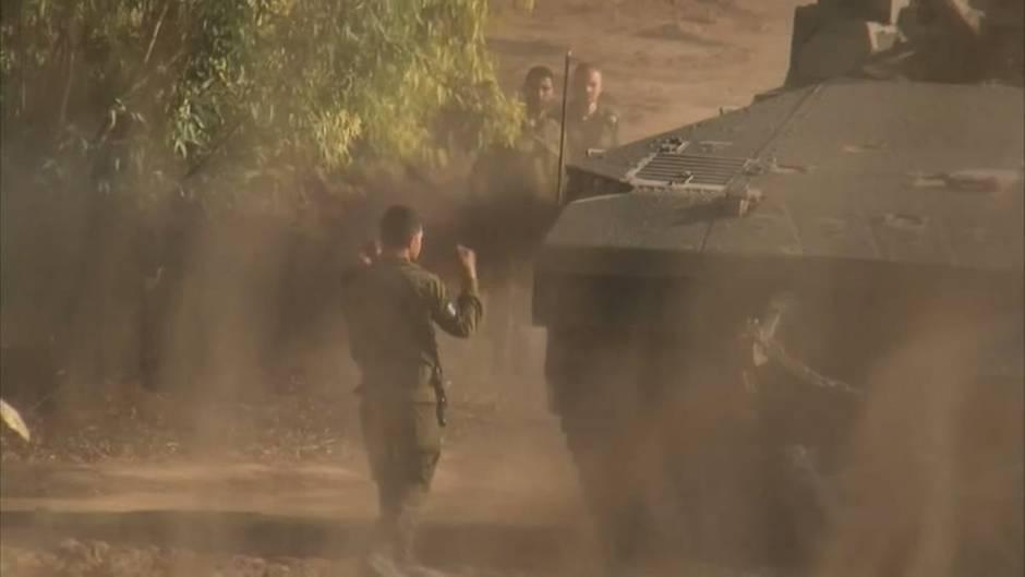Video: Angespannte Ruhe im Gazastreifen