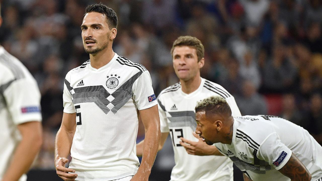 Nationalelf: Boateng, Hummels und Müller –was der DFB mit den Weltmeistern vorhat