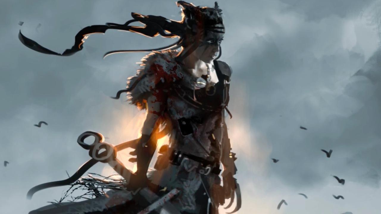 """Faszinierend: In """"Hellblade: Senua's Sacrifice"""" konnte man in die wirre Gedankenwelt der Heldin abtauchen"""