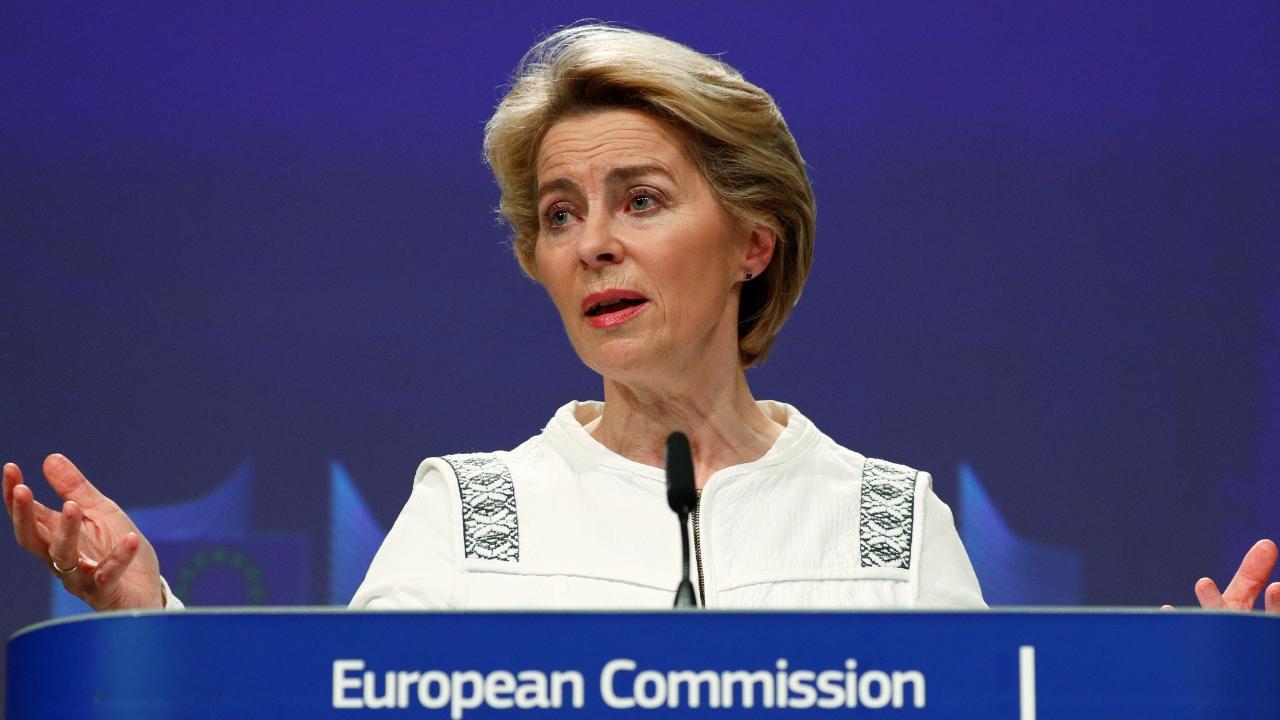 """Ursula von der Leyens """"Green Deal"""": Das 1-Billion-Euro-Baby"""