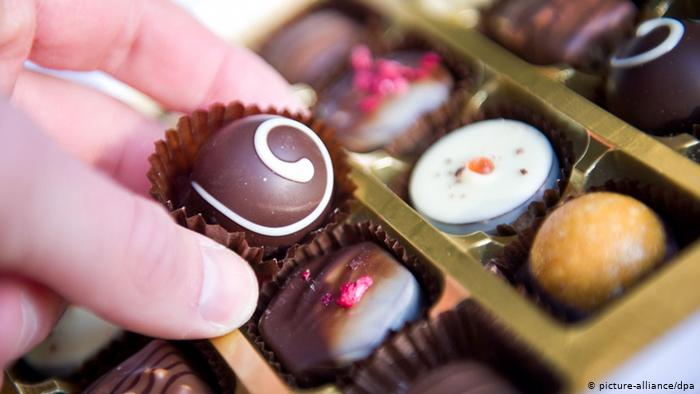 Bildergalerie Schokolade