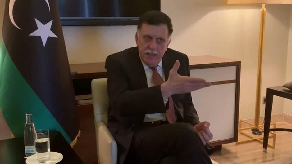 Video: Libyens Regierungschef: Ölblockade wäre fatal