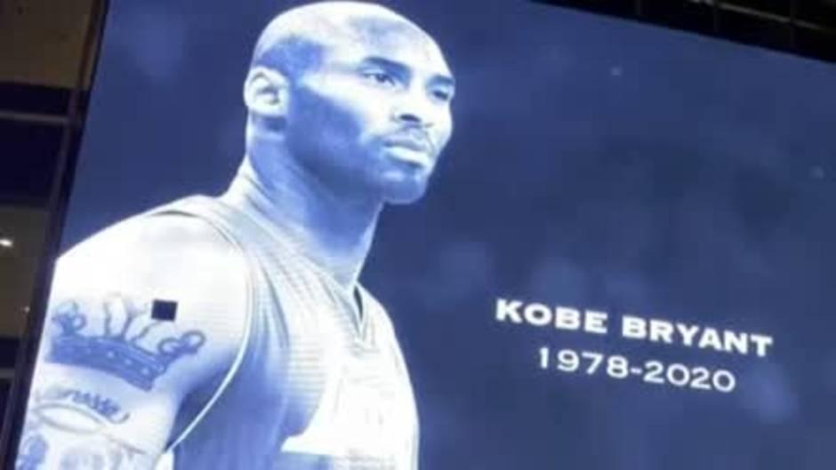 Basketball-Star: Kobe Bryant stirbt bei Hubschrauberabsturz