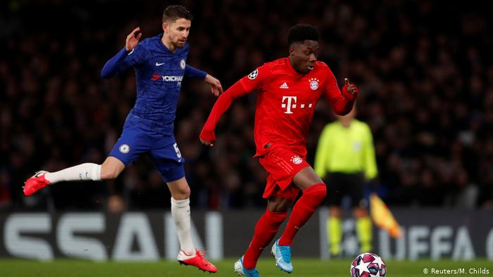 UEFA Champions League | FC Chelsea - Bayern München (Reuters/M. Childs)