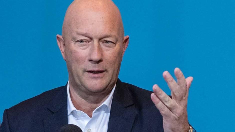 Thomas Kemmerich von der Thüringer FDP