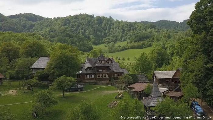 Rumänien Projektgelände Jugendhilfeträger Wildfang (picture-alliance/dpa/Kinder- und Jugendhilfe Wildfang GmbH)