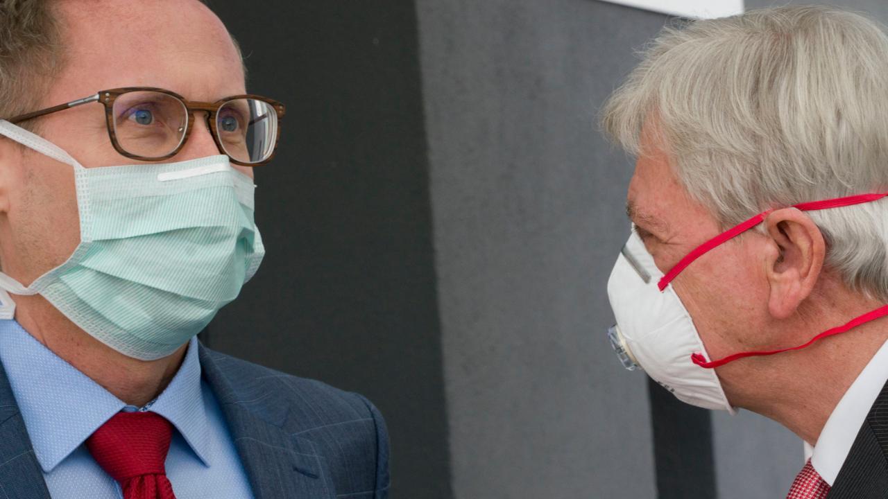 Hessen Masken Pflicht