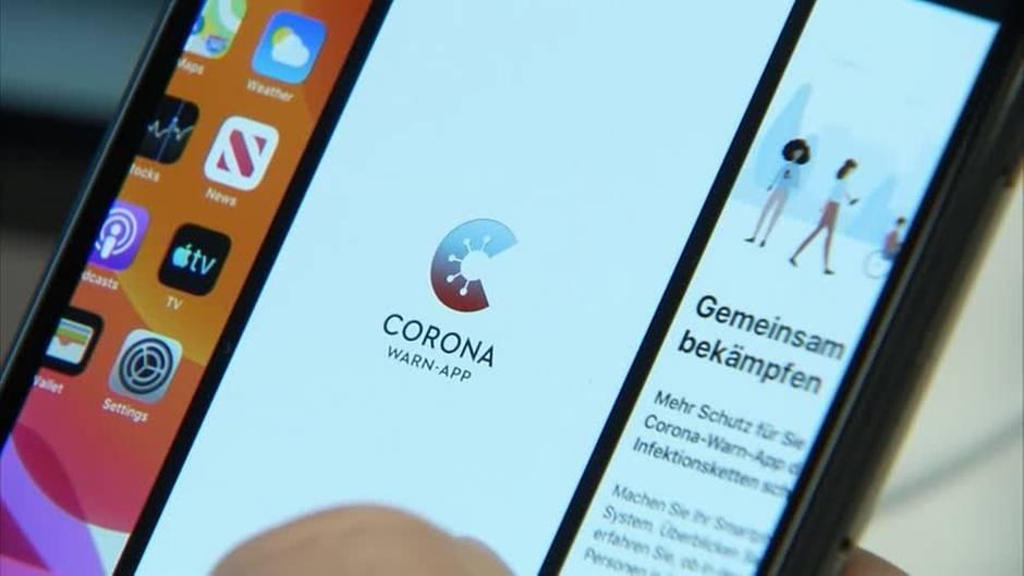 Gemischte Reaktionen: Corona-App startet in Deutschland – Regierung betont Freiwilligkeit