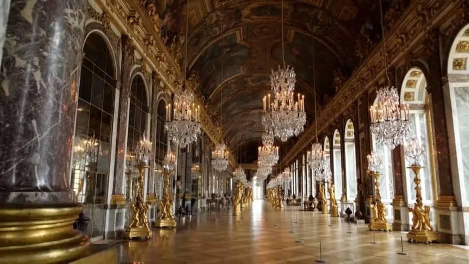 Video: Versailles macht wieder auf