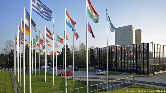 Europäischer Gerichtshof in Luxemburg l CVRIA (picture alliance / imageBROKER)