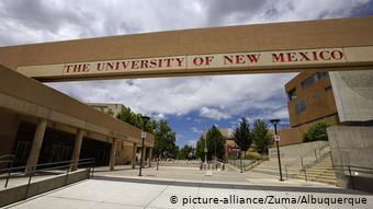 USA New Mexiko UNM Campus (picture-alliance/Zuma/Albuquerque)