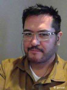 Carlos Enrique Ibarra, Doktorand an der University of New Mexico (privat)