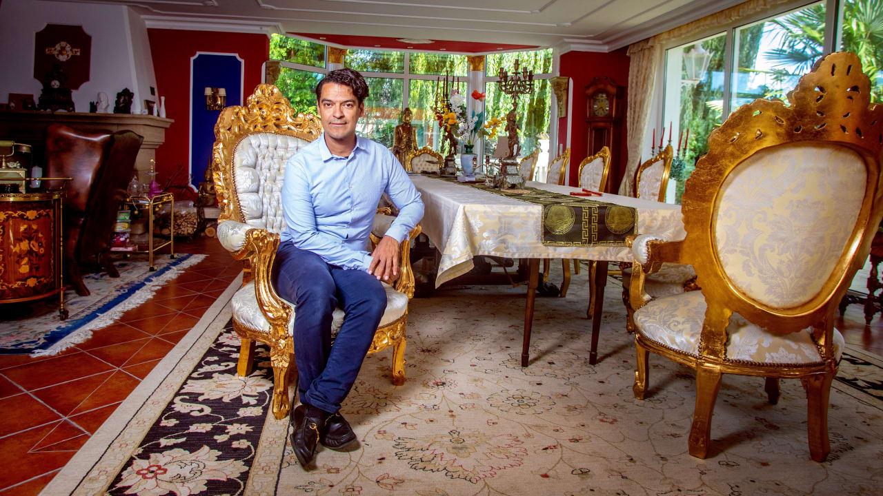 """""""Hausmeister Krause""""-Star Michael Dierks zeigt sein Zuhause"""