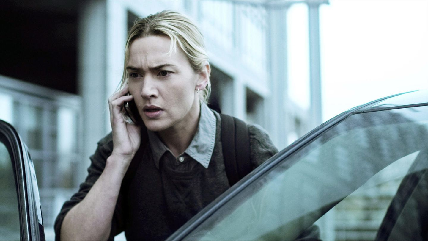 "Kate Winslet als Ärztin Dr. Erin Mears in ""Contagion"""