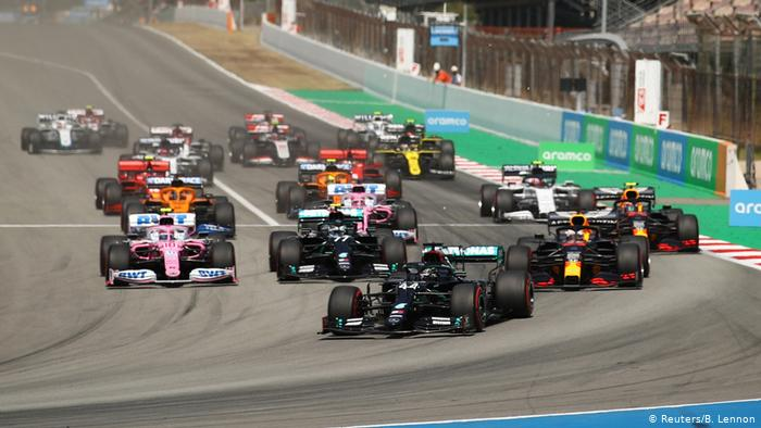 Spanien Barcelona | F1 Grand Prix | Start (Reuters/B. Lennon)
