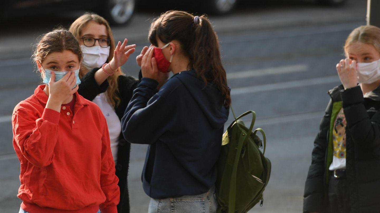 Nordrhein-Westfalen ordnet Maskenpflicht auch im Unterricht an