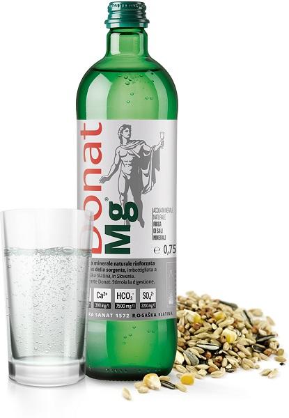 Donat Mg Mineralwasser