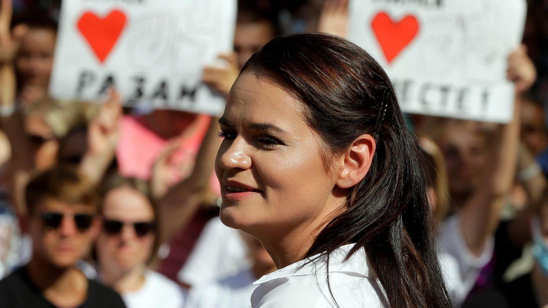 Interview von Bernard-Henri Lévy: Swetlana Tichanowskaja gibt der Revolution in Belarus ein Gesicht