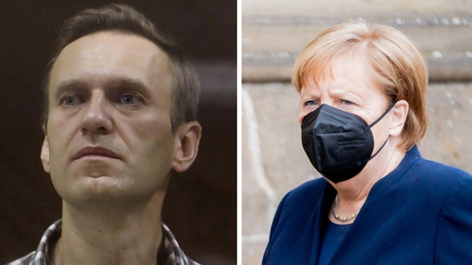 Die Morgenlage: Bundestag soll Corona-Notbremse beschließen – Putin hält Rede zur Nation