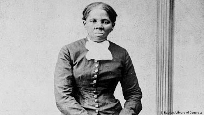 Harriet Tubman auf einem historischen Foto aus der Zeit zwischen 1860 und 1870
