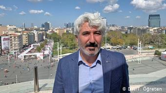 Mahsuni Karaman, der Anwälte von Demirtas