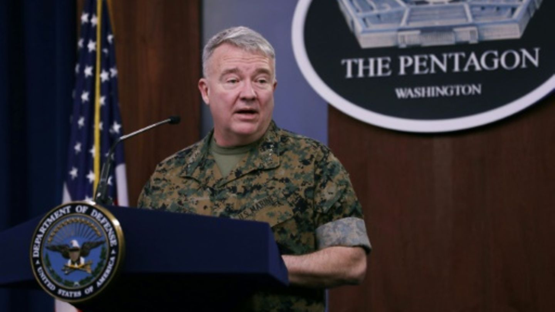 US-General Kenneth McKenzie