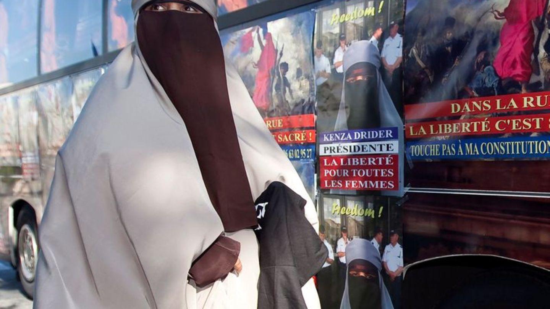 Burkaverbot in Frankreich