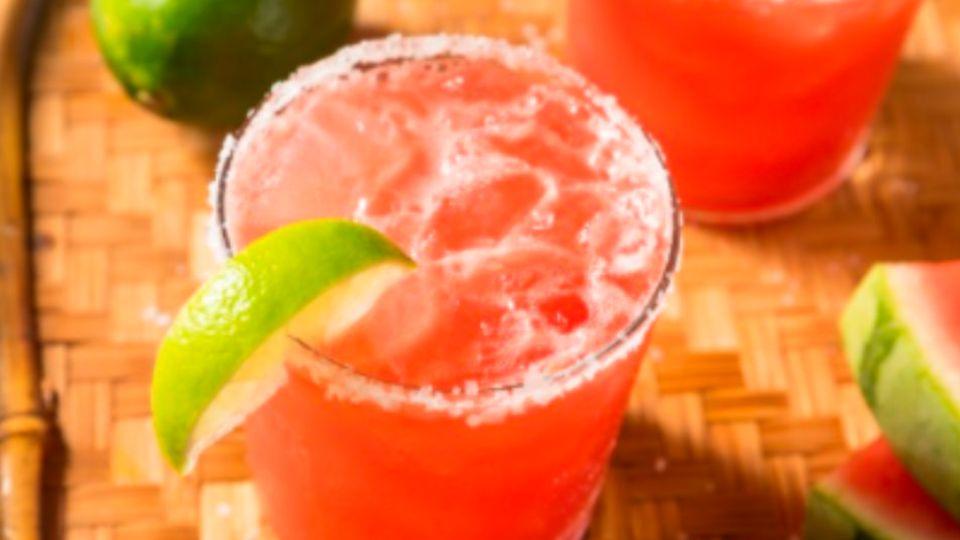 Wassermelonen-Cocktail: Die schnelle Erfrischung für Zuhause