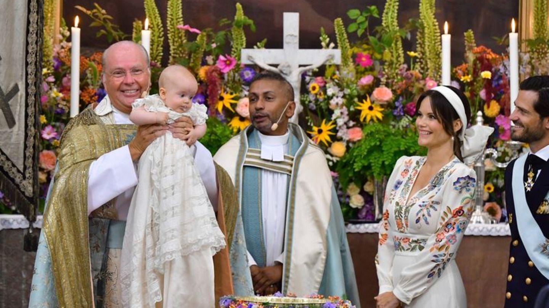 Taufe von Prinz Julian in Schweden