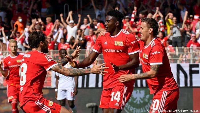 Bundesliga | Fußball | FC Union Berlin-Bayer 04 Leverkusen