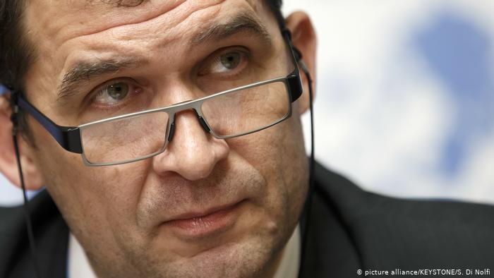 Schweiz UN-Sonderberichtserstatter für Folter Nils Melzer