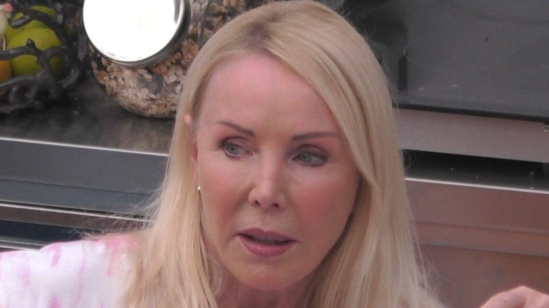 Heike Maurer wurde als erste Kandidatin aus der Show gewählt.