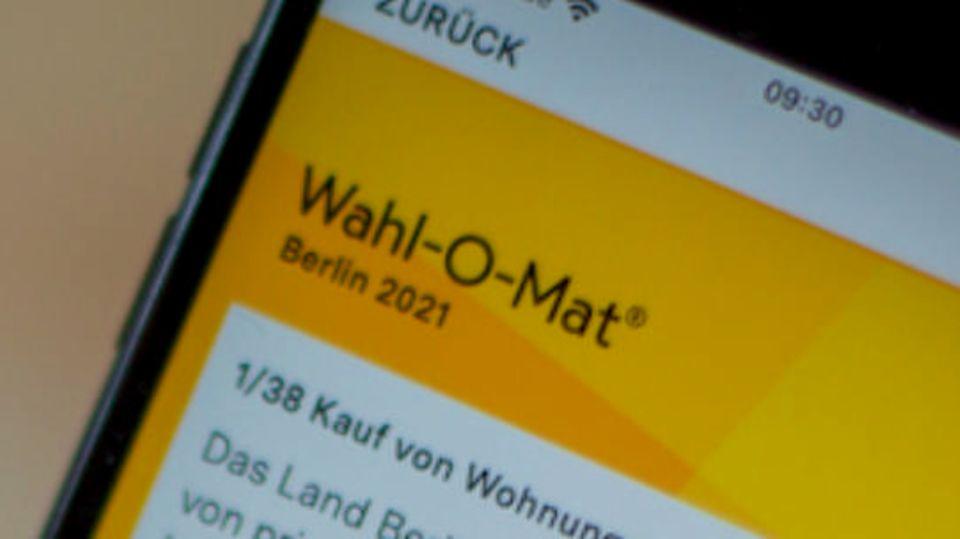 """""""Wahl-O-Mat"""" - Entscheidungshilfe für die Bundestagswahl 2021 ist ab heute online"""