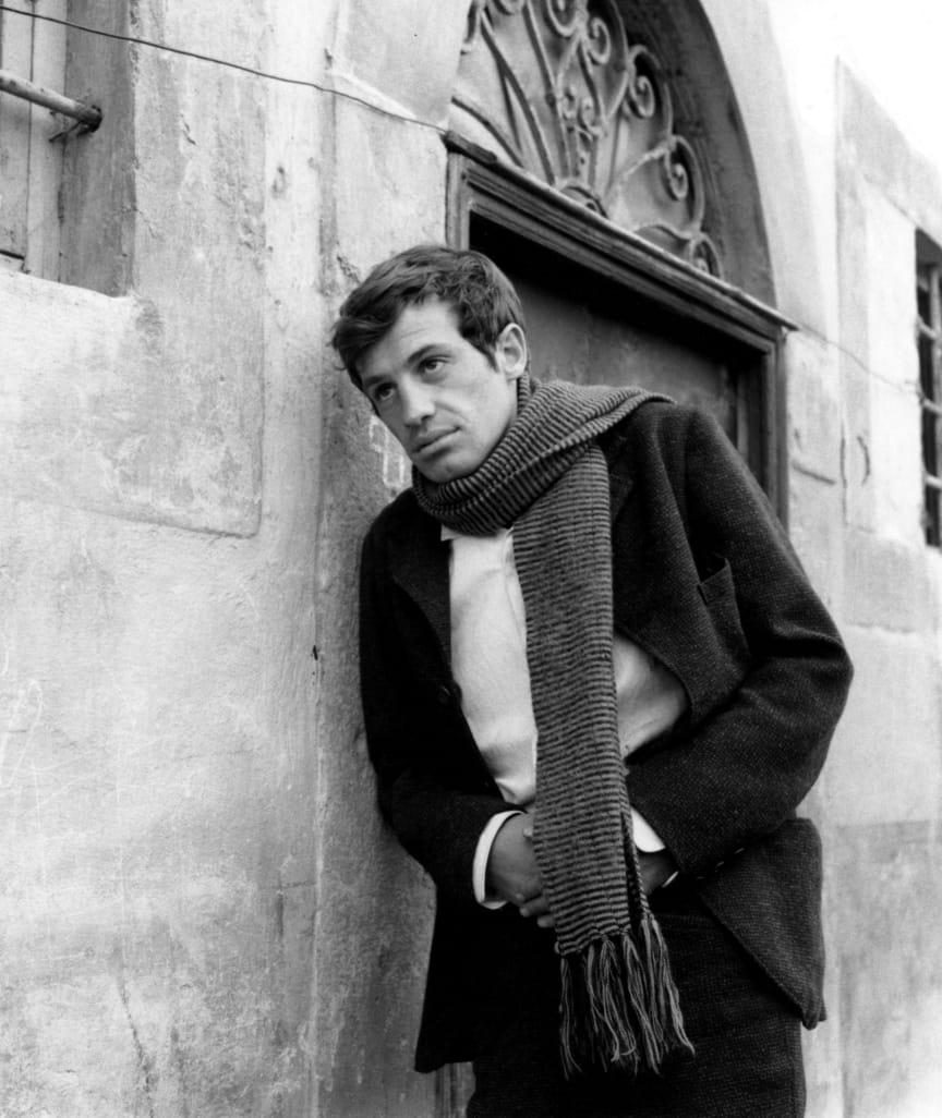 """1961: Der Durchbruch als Verführer! Belmondo im Kino-Hit """"Das Haus in der Via Roma"""" als junger Schönling Amerigo"""